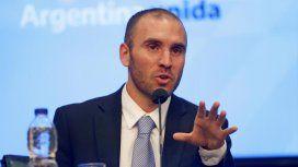 Guzmán comenzó a negociar la reestructuración de la deuda con bancos y fondos de inversión extranjeros