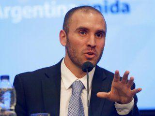 guzman comenzo a negociar la reestructuracion de la deuda con bancos y fondos de inversion extranjeros