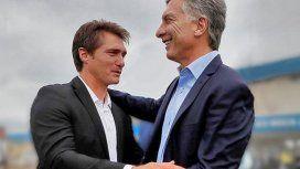 Barros Schelotto financió el negocio de la familia Macri con los parques eólicos