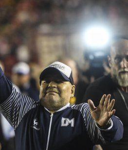 El Gimnasia de Maradona necesita sumar de a tres para soñar con la permanencia