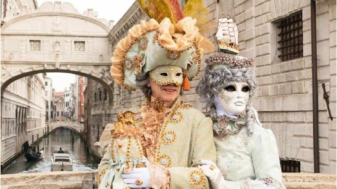Coronavirus: se canceló el Carnaval de Venecia