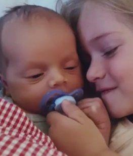 El emotivo video de Zaira Nara junto a sus dos hijos