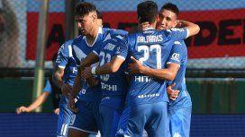 Vélez se floreó ante Arsenal en Sarandí