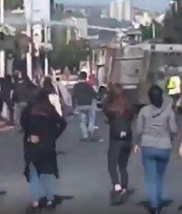Represión en Chile por las protestas contra el festival de Viña del Mar