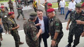 El militar que intentó entrar droga a España con Bolsonaro confesó el hecho