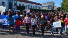 Puerto Deseado pidió justicia por la mujer violada y el niño asesinado