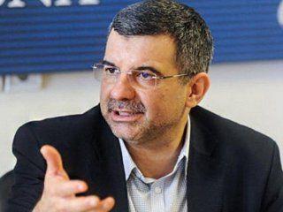 Viceministro de Salud de Irán,Iraj Harirchi.