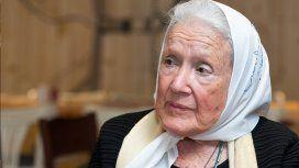 Nora Cortiñas: No volvería a llamar negacionista a Alberto Fernández