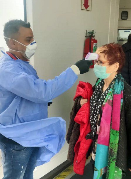 Controles de coronavirus en Ezeiza: así serán los dispuestos en las rutas