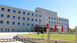 El paciente permanece aislado en el Hospital Dr. Guillermo Rawson