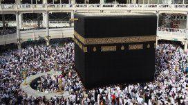 El Gobierno de Arabia Saudita suspendió la peregrinación a La Meca por el coronavirus