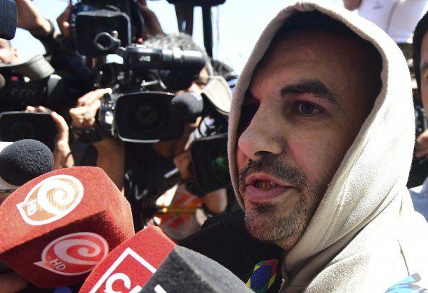 Fabián Tablado casi comete otro femicidio en la cárcel