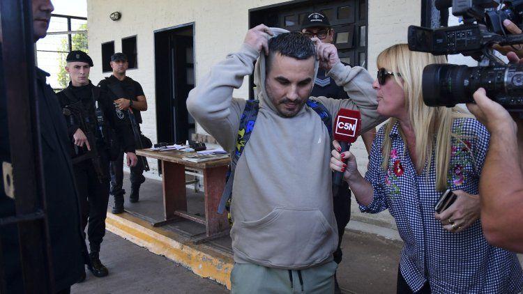 Fabián Tablado fue abordado por C5N al salir de prisión