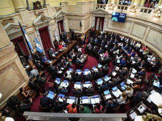 ley de gondolas: el senado la aprobo con apoyo opositor