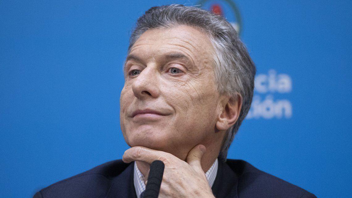 En medio de la investigación por espionaje ilegal, Macri reaparecerá en público en una conferencia online