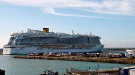 México le negó el desembarco a un crucero por el coronavirus