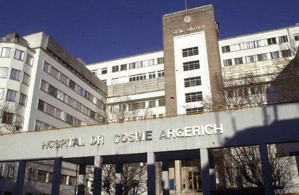 La primera víctima fatal por coronavirus de la Argentina falleció en el hispital Cosme Argerich