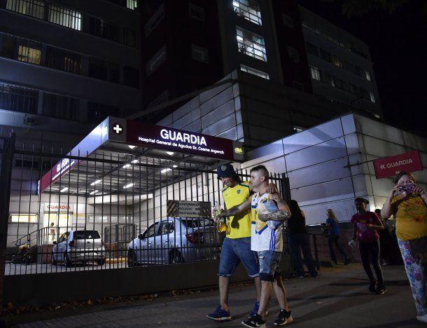 El primer fallecido de Argentina y Latinoamérica por la epidemia de coronavirus estuvo internado en el hospital Argerich