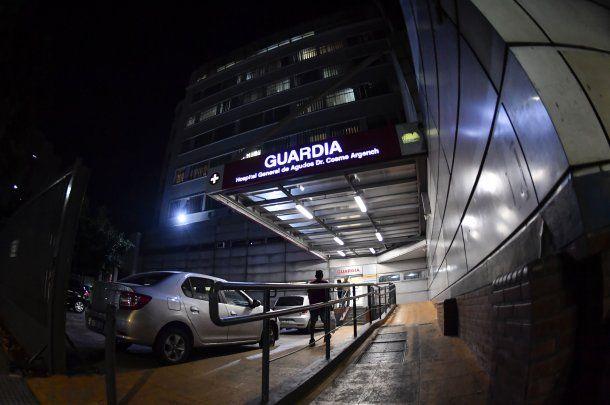 El primer fallecimiento por coronavirus de Argentina ocurrió en el Hospital Argerich