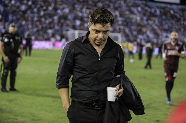 El 8 de marzo el River de Marcelo gallardo empató ante Atlético Tucumán