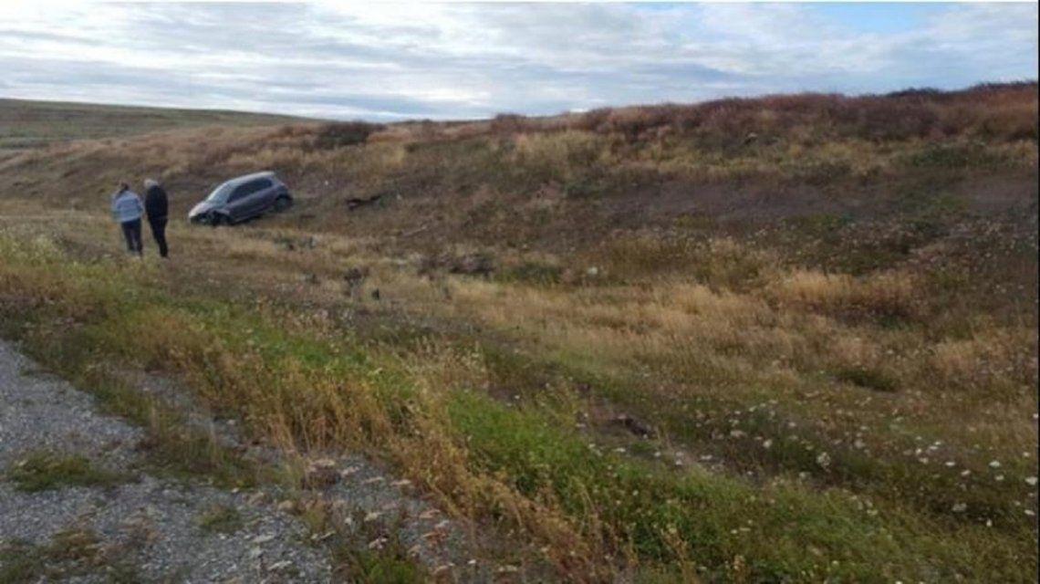 Violencia de género en Tierra del Fuego - Crédito:El Doce