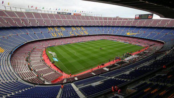 Barcelona - Napoli se jugará a puerta cerrada
