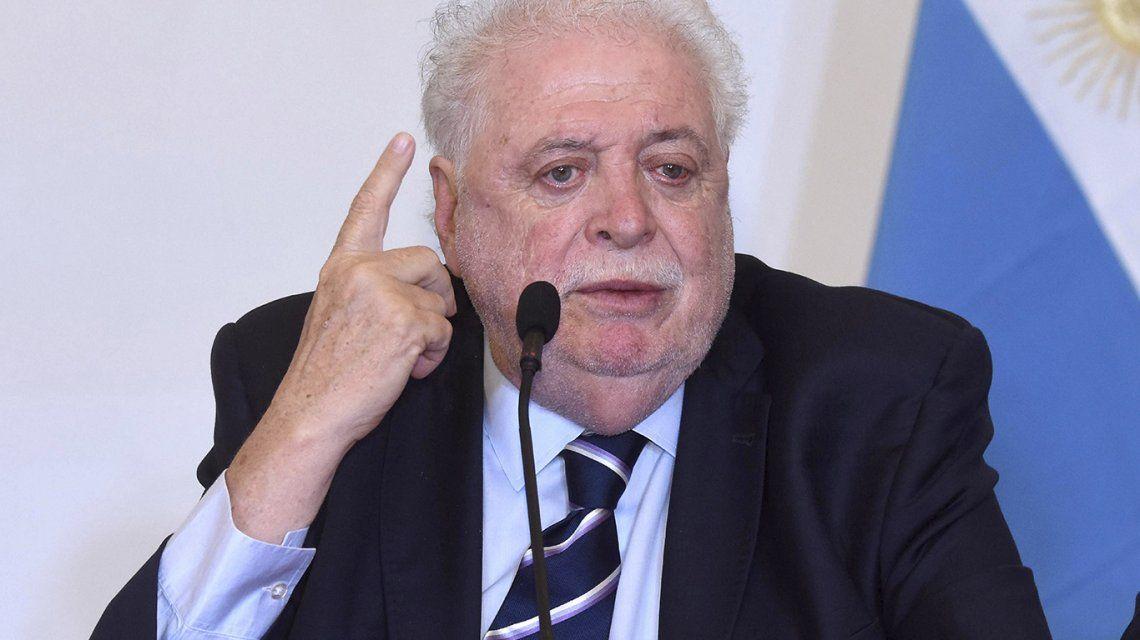 Ginés González García - Ministro de salud