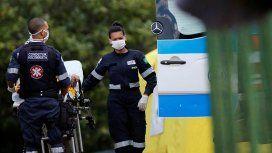 Coronavirus en Brasil: 193 nuevos casos y seis muertos