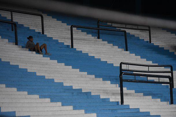 Racing - Alianza Lima por la Copa Libertadores se disputó sin público por la pandemia de coronavirus