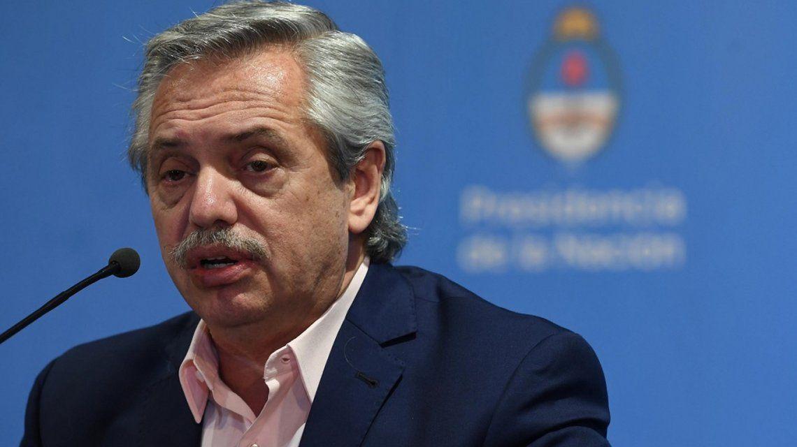 Alberto Fernández: Puse a trabajar a la AFIP, al Ministerio de Trabajo y a Defensa de la Competencia en conjunto para ir contra los especuladores