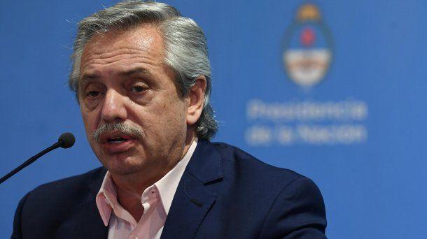 Alberto Fernández reforzó la inversión pública contra el efecto recesivo del coronavirus