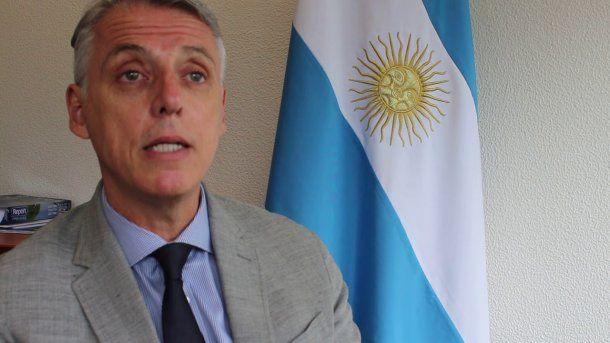 Eduardo Porretti, jefe de la Embajada de Argentina en Venezuela, tiene coronavirus: Nicolás Maduro le pidió dinero al FMI para paliar la crisis por la pandemia