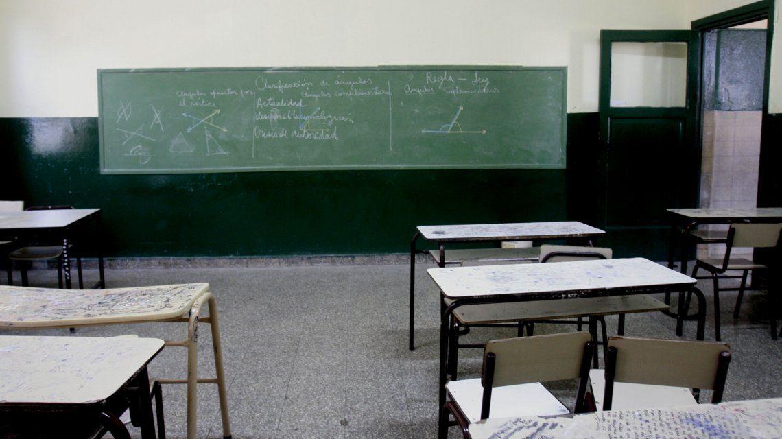 Grupos rotativos, distancia y tapabocas desde 1° grado: oficializan el protocolo para volver al aula en plena pandemia