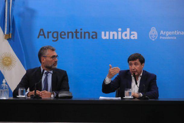 Alejandro Vanoli y Daniel Arroyo anunciaron medidas paliativas ante la cuarentena por coronavirus