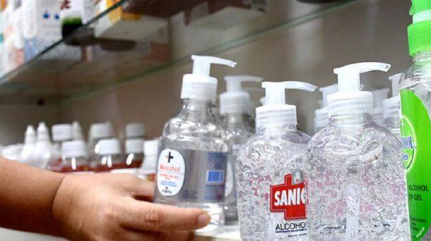 Buscan determinar el precio del alcohol en gel durante la pandemia de coronavirus