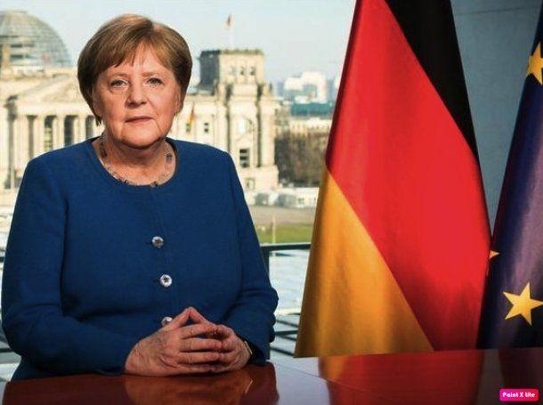 Para Merkel, Alemania atraviesa