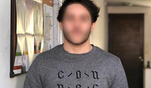 El joven que viajó con coronavirus en Buquebús fue indagado por videoconferencia