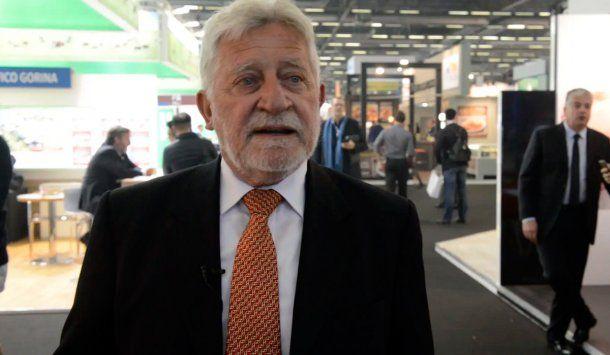 Miguel Schiariti, presidente de la Cámara de Industria y Comercio de Carnes y Derivados (Ciccra)