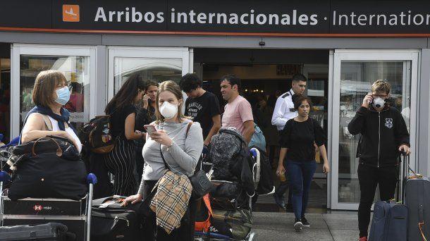 Vuelos: Aeropuerto Internacional de Ezeiza