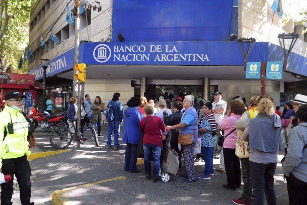 En Mendoza se repitió la imagen