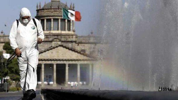 México registró 390,516 casos en total