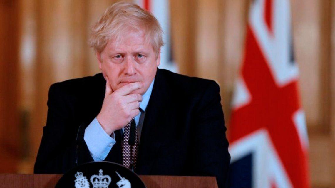 Boris Johnson pide unirse contra el coronavirus y plantea un plan para evitar otra pandemia