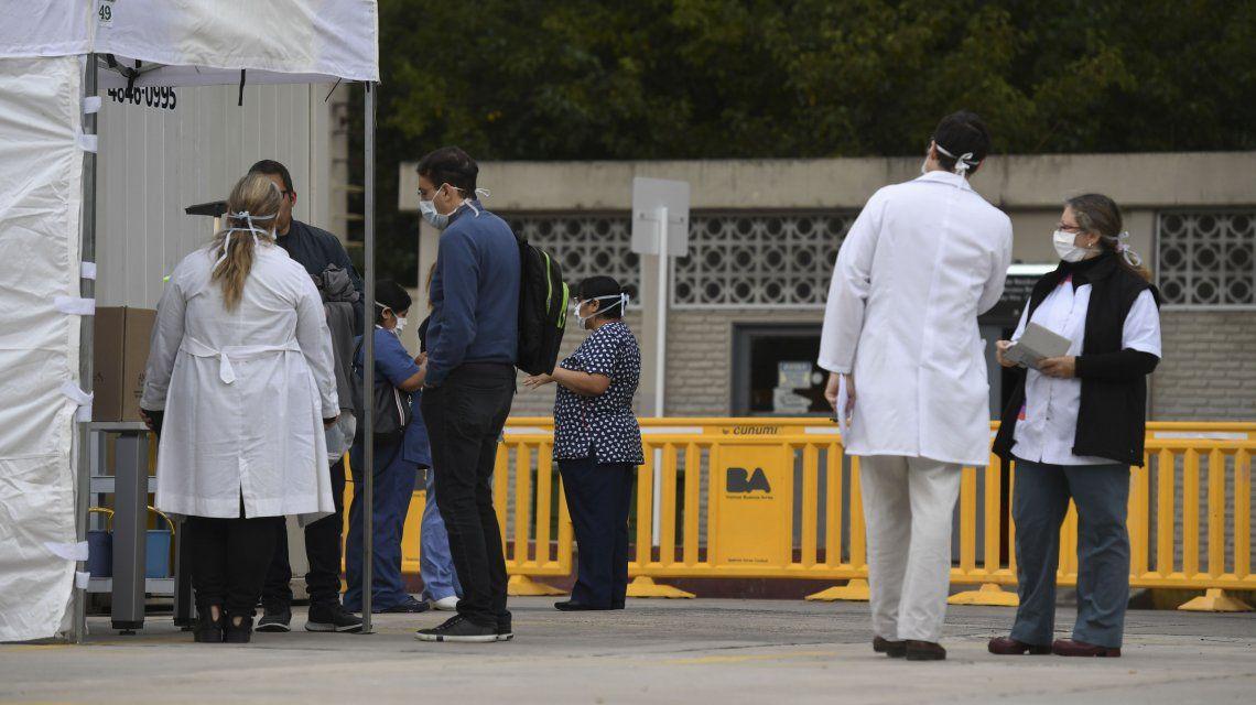 Informe del Ministerio de Salud del lunes 13 de abril: 98 muertos por coronavirus