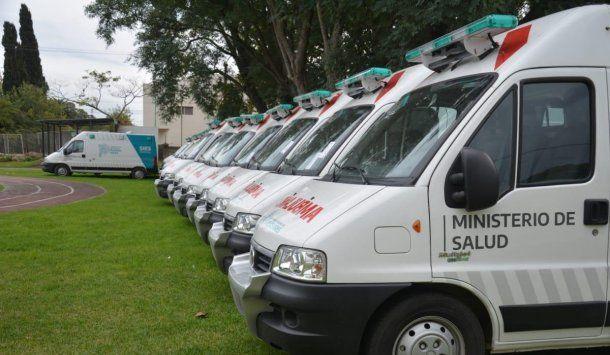 El ministerio de Salud bonaerense recuperó las ambulancias abandonadas por la gestión de Vidal