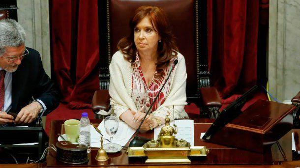 Cristina Kirchner presidirá la primera de las sesiones virtuales del Senado en el marco del aislamiento