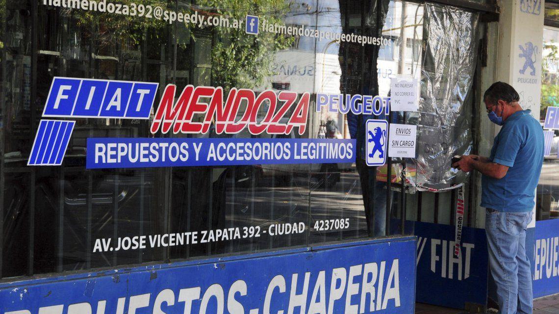 Las obras privadas volverán en Mendoza en el marco de la cuarentena administrada