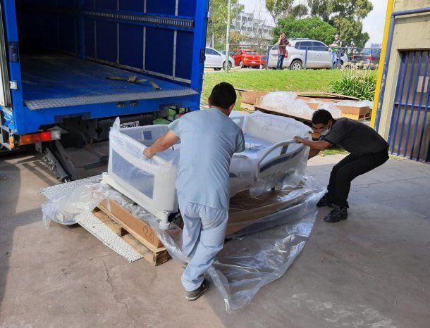 Cinco profesionales de la salud se contagiaron de coronavirus en el hospital Interzonal Diego Paroissien