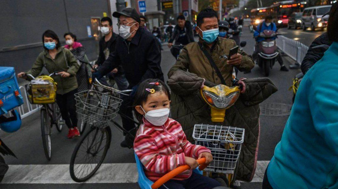 Por 9° día consecutivo, China no registró muertes por coronavirus: hubo apenas 6 nuevos casos