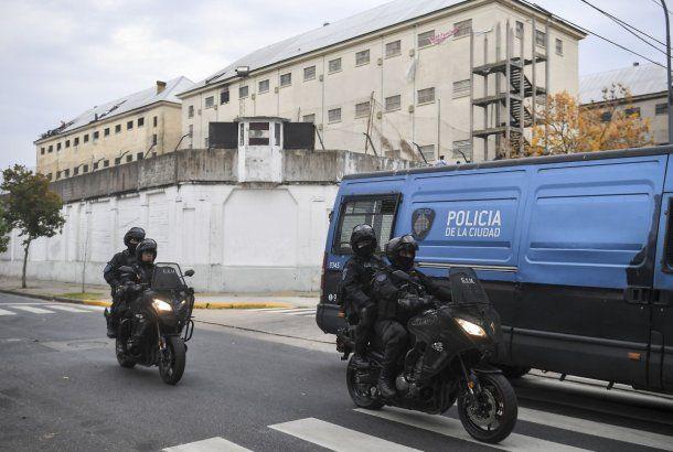 La Policía tuvo que intervenir este viernes en un motín en el penal de Devoto: hubo 50 muertos en cárceles federales en 2019