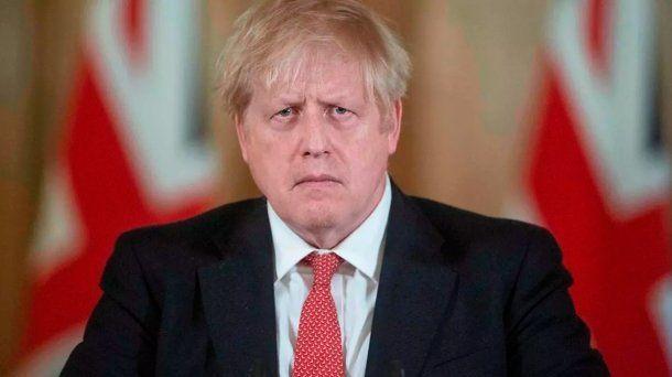El primer ministro del Reino Unido, Boris Johnson, fue uno de los casos de coronavirus en su país